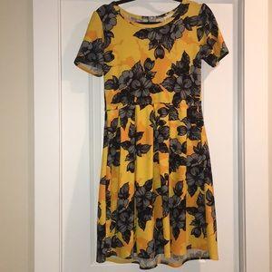 Tropical Amelia Dress